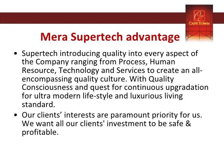 Supertech cape town   9717765554 Slide 3