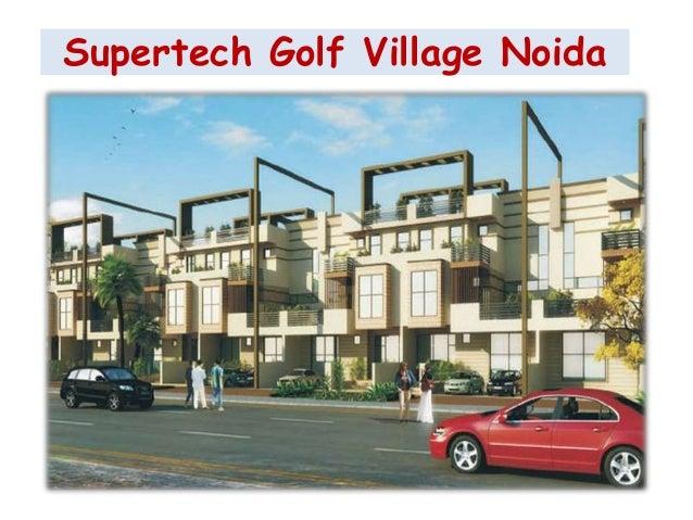 Supertech Golf Village Noida