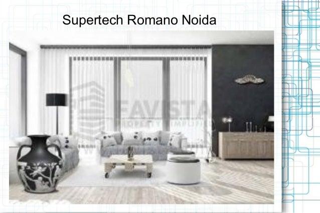 Supertech Romano Noida