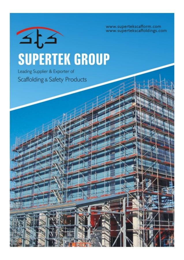 Supertek Scafform, Ghaziabad, Industrial Equipments