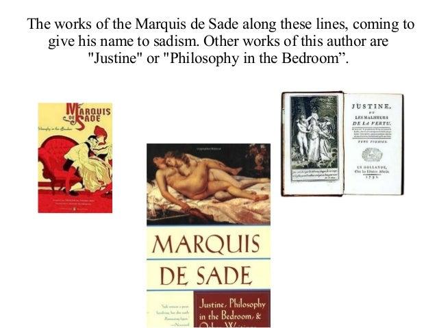 39  The works of the Marquis de Sade. Erotic Literature