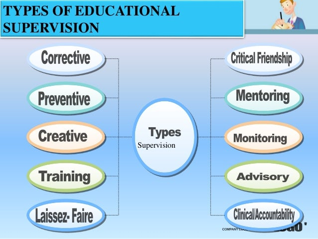 types of supervision in education pdf