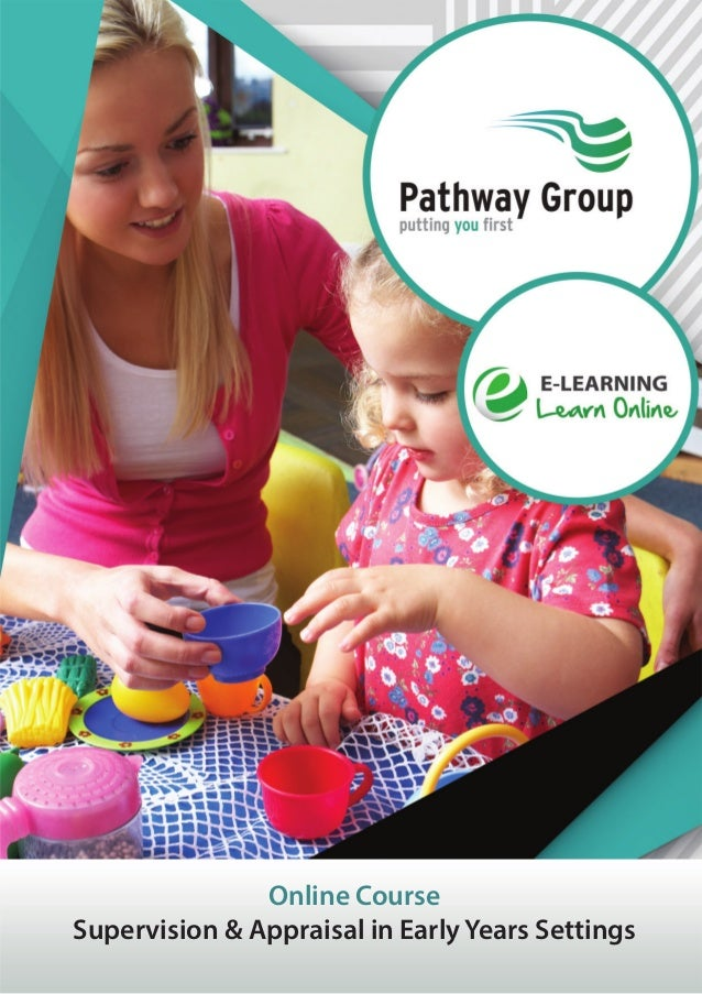 Online Course Supervision & Appraisal in Early Years Settings