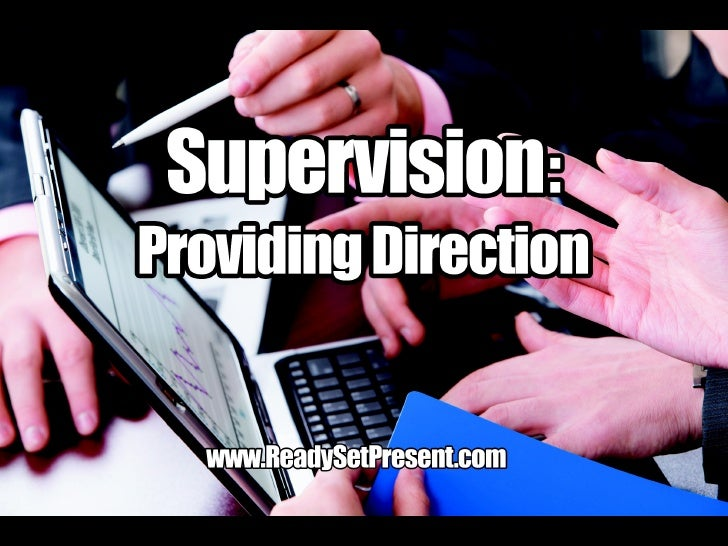 Supervision Movie Ppt Version Sample