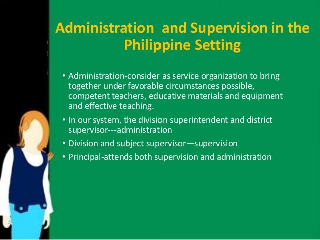supervision for successful schools A new vision for supervision of principals the success of a particular school or the students in a particular classroom is immaterial to other schools or other.