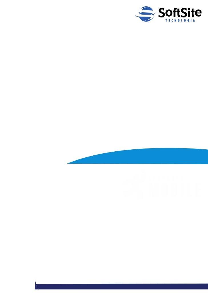 SoftSite Mobile®     Supervisor Resumo Executivo