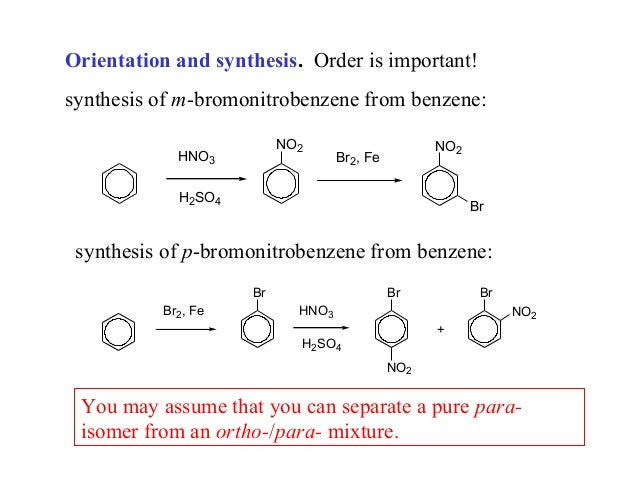 para bromonitrobenzene