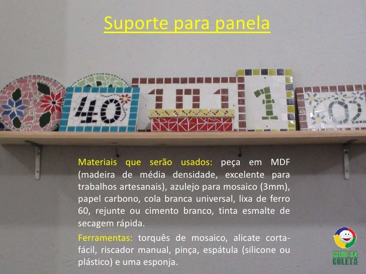 Suporte para panelaMateriais que serão usados: peça em MDF(madeira de média densidade, excelente para       Suporte para p...
