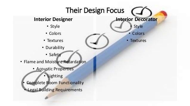 What Is Interior Design supplemental slideshow for q&a what is an interior designer for