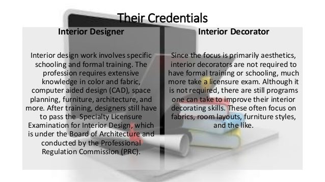 supplemental slideshow for q a what is an interior designer for rh slideshare net what is an interior designer ii what is an interior designers outlook'