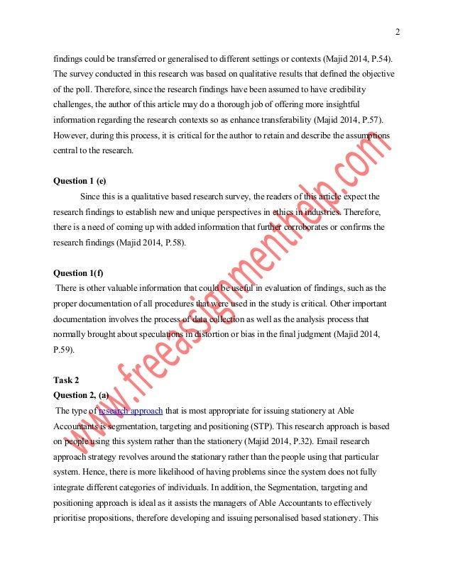 supplementary assignment