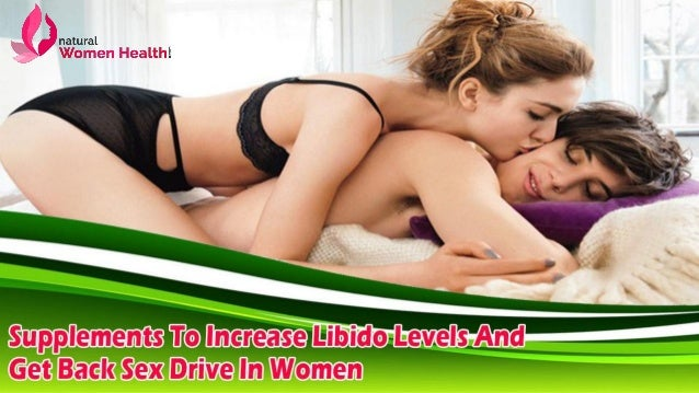 increasing womans comfort level with sex