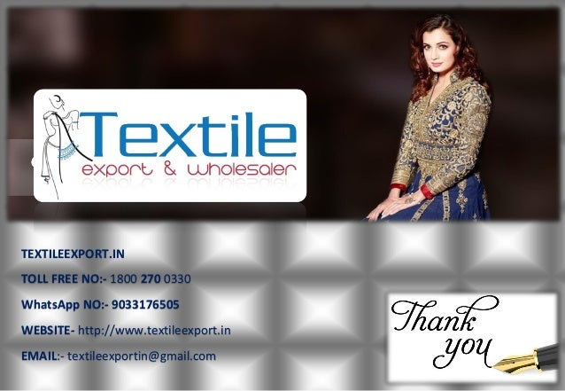 Textile Export is markable Supplier Of Women Clothing in Surat Online Shopping