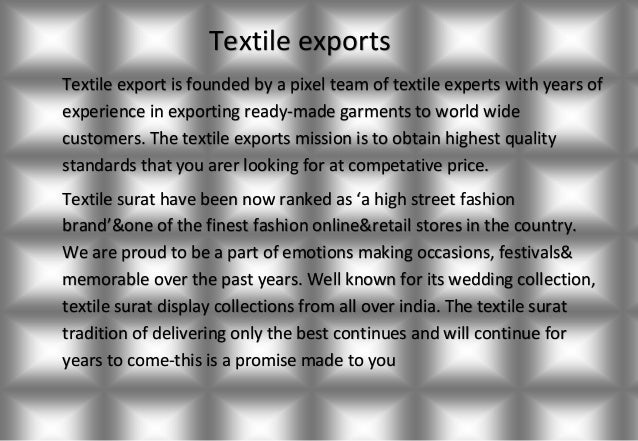 Women's clothing is a term, which is generally an expression of fashion, trend, style and grace. Women's clothing industry...