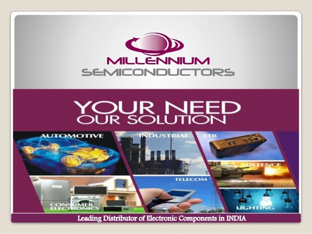 Leading Distributor of Electronic Components in INDIA