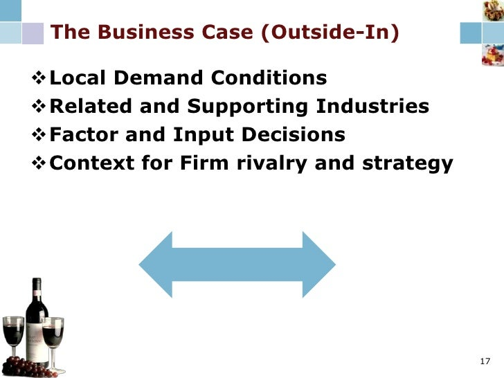 Stakeholders<br />Consumers (health/taste)<br />Growers (economic)<br />Employees (employment/health)<br />Company owners/...