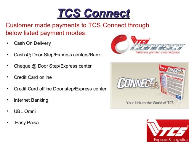 Supply chain final presentation on TCS