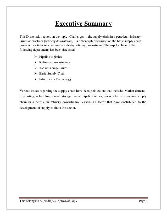 General Information: