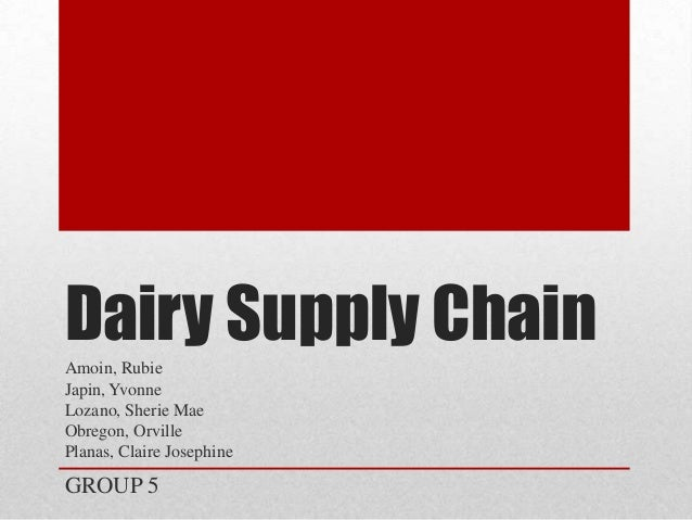dairy industry supply chain Industry news  energy and resources  yes, higher - in the supply-managed dairy, poultry and egg sectors, than in most other agricultural sectors  welcome to the globe and mail's.