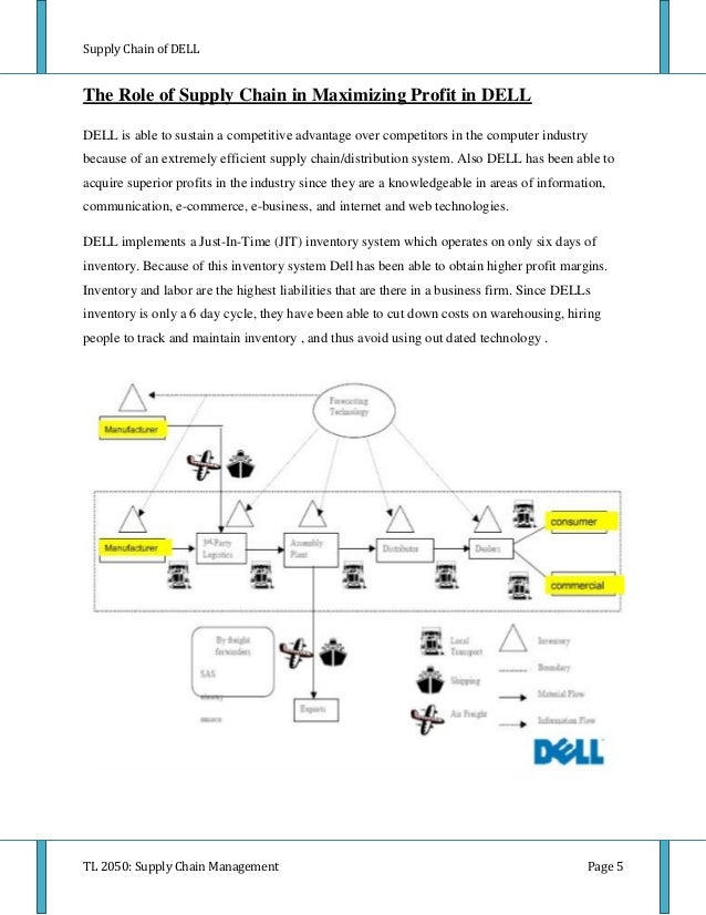 supply chain for dell In its latest big moves announced this week dell is shuttering []  which may  further erode its traditional supply chain advantage — and only.