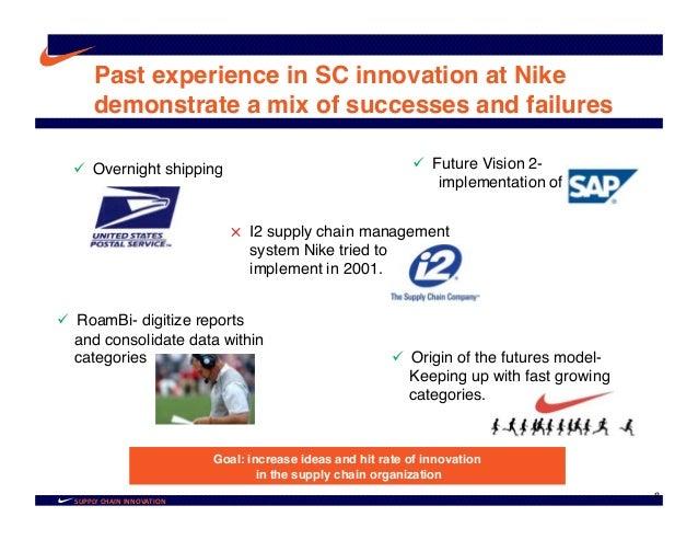 Supply chain innovation deck