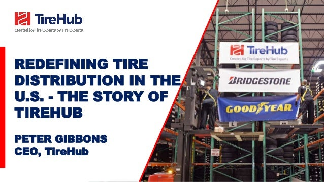 The TireHub Story Presented at the Supply Chain Insights Global Summit 2019