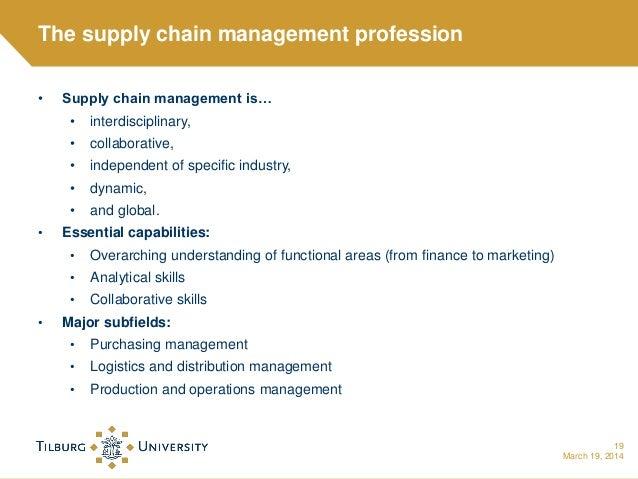 Supply Chain Strategy Development