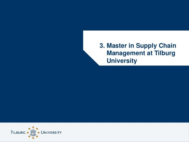 supply chain management and master hog The luxembourg centre for logistics and supply chain management (lcl)  offers a one-year master in logistics and supply chain management (lscm),.