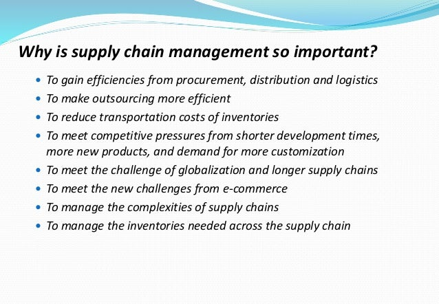 supply chain case studies and how to answer them