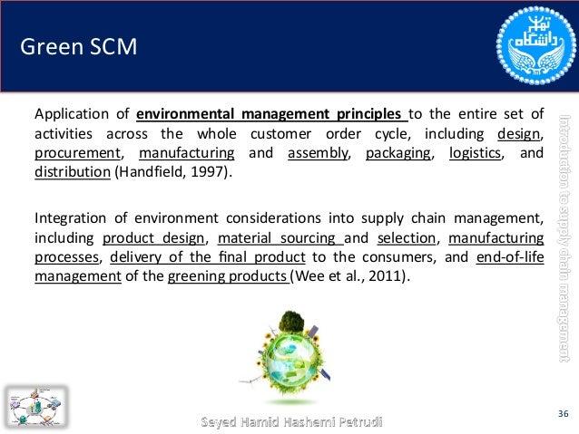 Canon Supply Chain Management Essay