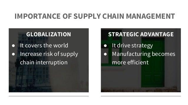 Homework: Supply Chain Management