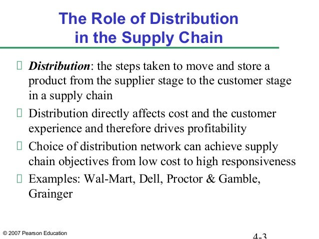 Supply Chain Management at Wal-Mart Harvard Case Solution & Analysis