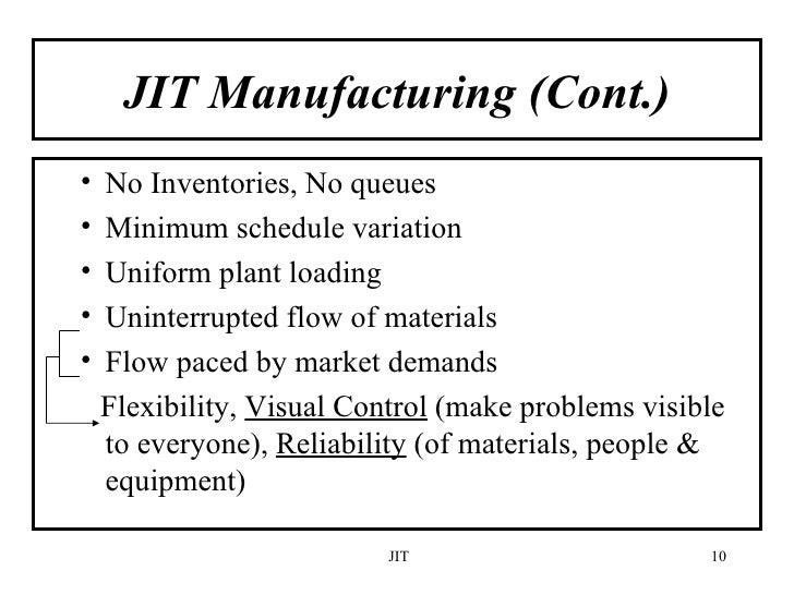 jit in supply chain A common phrase in scm (supply chain management) is just-in-time (jit) inventory jit refers to a management strategy in which raw materials.