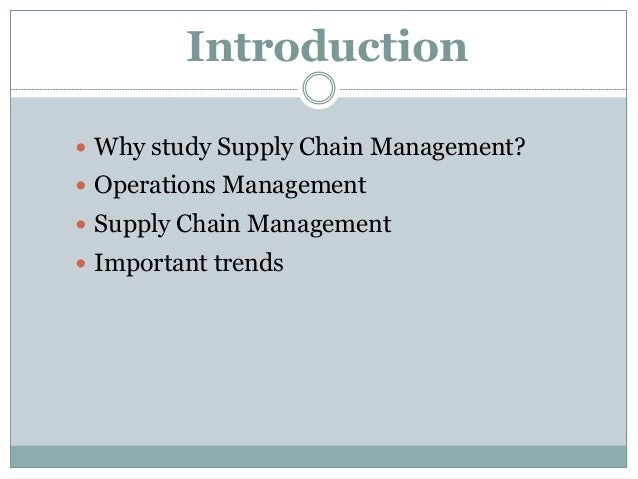 7 11 supply operations management Logistics management in retail industry a case study of 7-eleven in thailand master thesi s within international logistics and they are also the keys that facilitate the operations of supply chain and retail store iv table of contents.