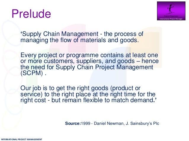 sainsburys supply chain