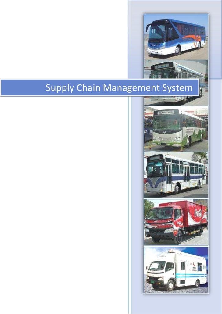 4890407476252Supply Chain Management System <br />3802380147955<br />Submitted to Mr. Sohail MajeedPrepared bySHEEMA RAZA2...