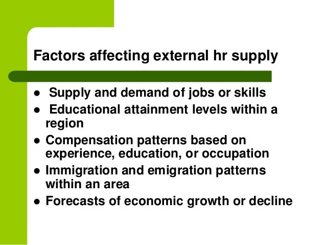 2 external factors which can impact on the employment relationship That impact employment relationships 2 [external factors external factors affecting employee internal & external factors affecting employee.