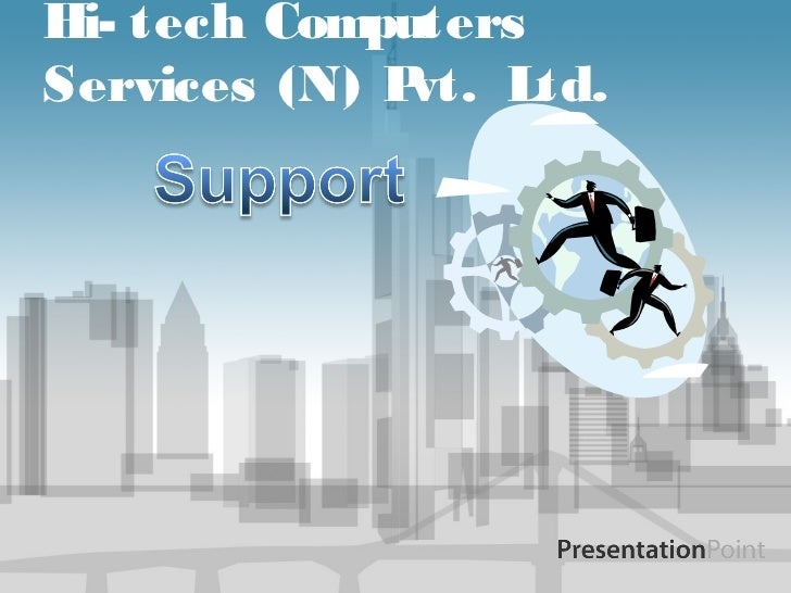 Hi- tech ComputersServices (N) Pvt. Ltd.