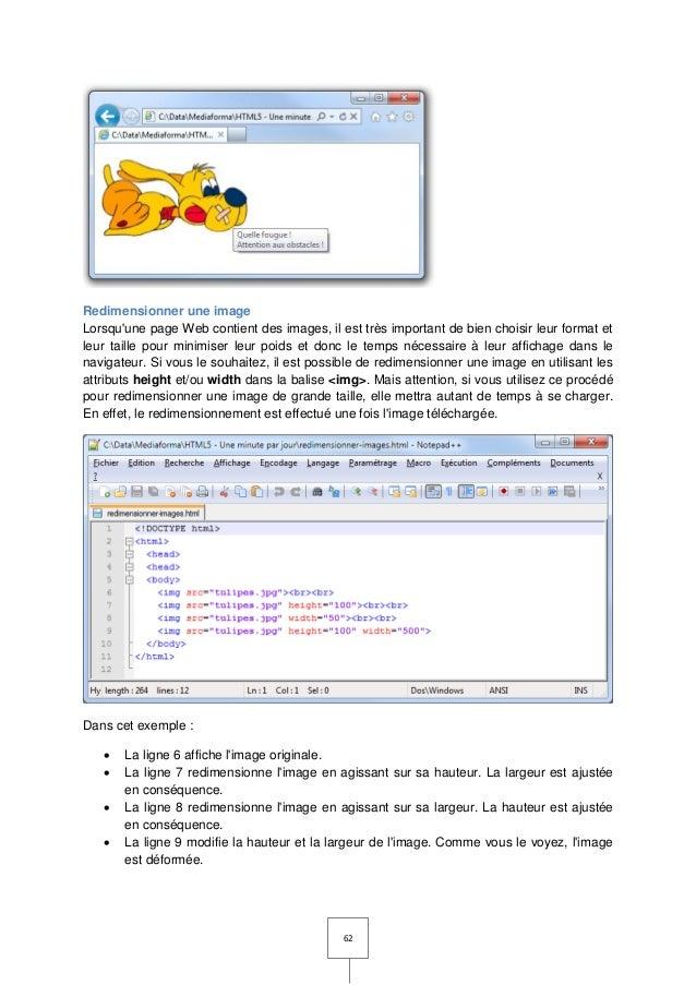 Support Tutoriel Debuter Html5 Css3 Et Javascript Tome 1
