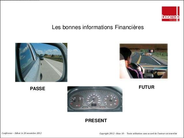 LE CREDIT : GENERER DE LA CONFIANCE                                         Les bonnes informations Financières           ...