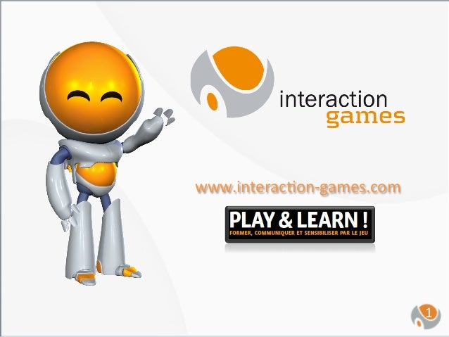 www.interac,on-­‐games.com	                                   1
