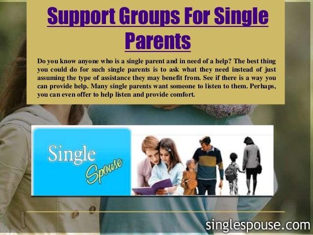 single parent social groups near me