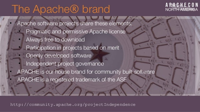 Profiting From Apache Brands Without Losing Your Soul