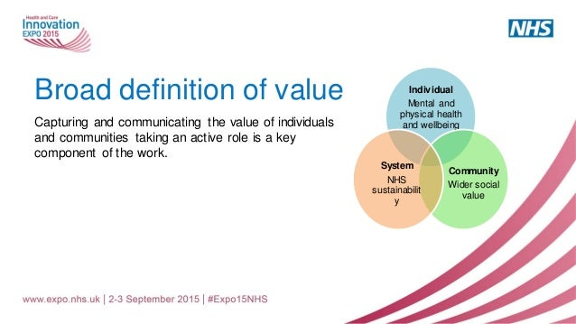 person centred values in health and social care
