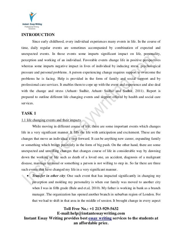 life changing event essay co life changing event essay