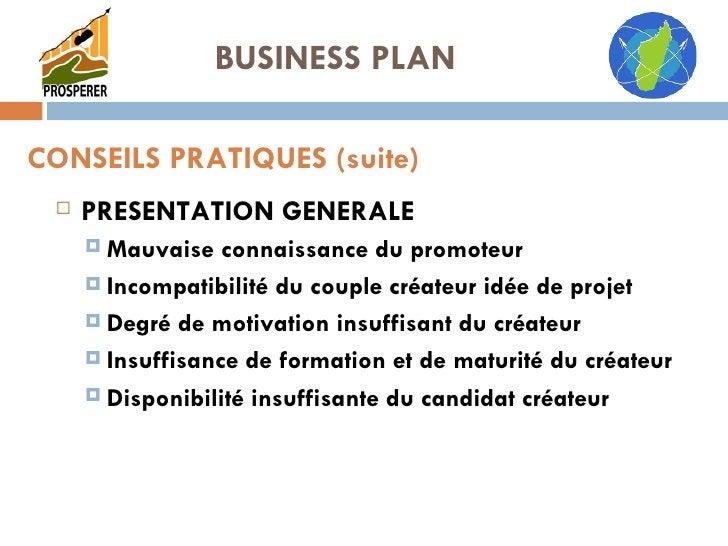<ul><li>PRESENTATION GENERALE </li></ul><ul><ul><li>Mauvaise connaissance du promoteur </li></ul></ul><ul><ul><li>Incompat...