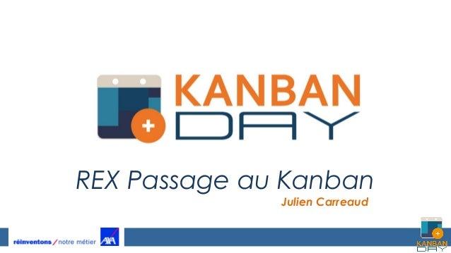 REX Passage au Kanban Julien Carreaud