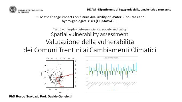 Task 5 – Interplay between science, society and policy 