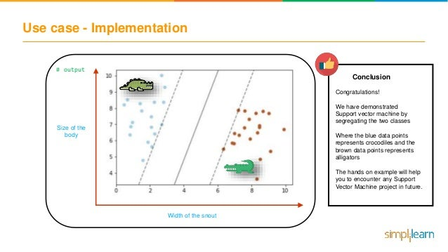 Support Vector Machine - How Support Vector Machine works | SVM in Ma…
