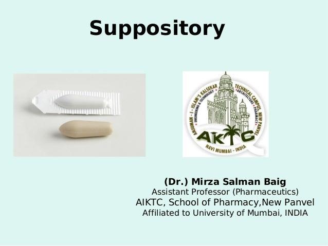 suppositories sb